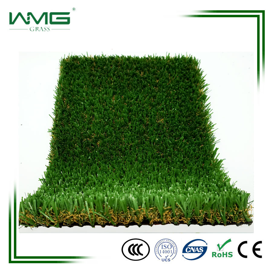 Landscaping outdoor artificial grass for garden synthetic turf