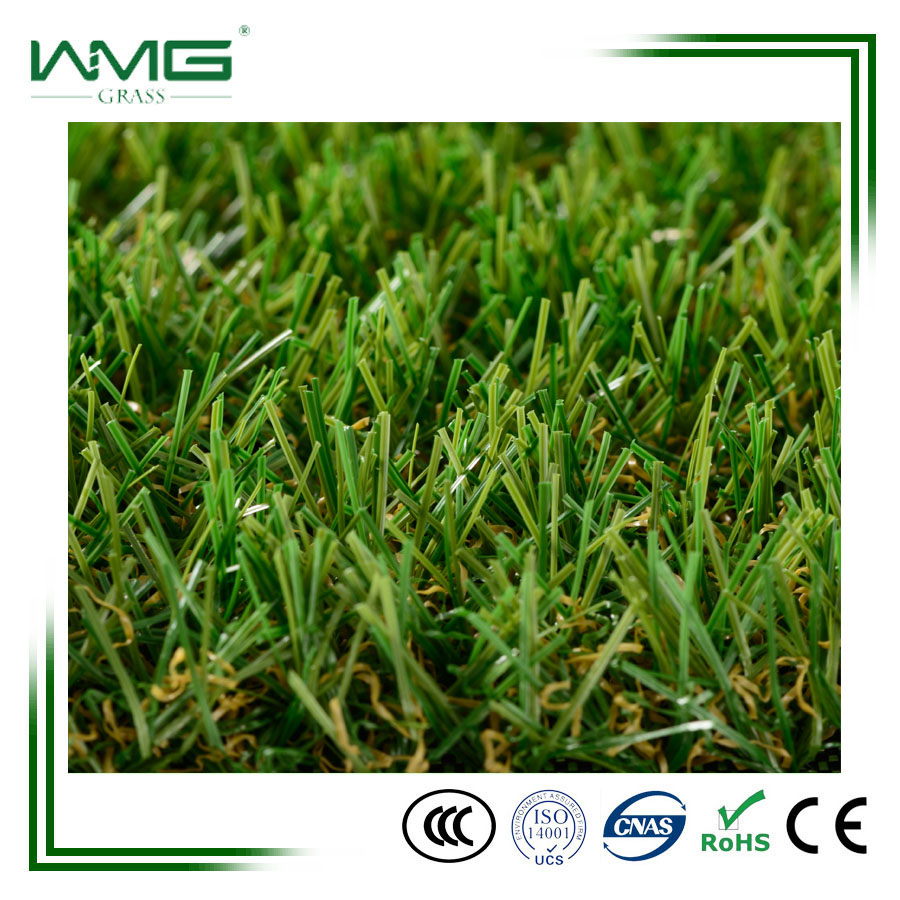 Synthetic grass carpet decoration landscape artificial turf for playground